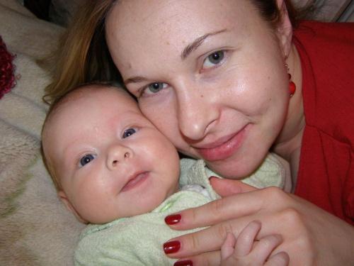 prawie 10 tygodni #dziecko #dzieci #matka #macierzyństwo #niemowlak #niemowlę #niemowlęta #niemowlaki