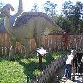 wycieczka do Bałtowa - dinozaury #dinozaury #Bałtów #wycieczka