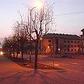 #Opoczno #Miasto #Konrek #wieczór #ulica