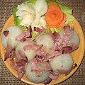 Pyzy z mięsem #DrugieDania #obiad #kulinaria #jedzenie #pyzy #kluski #ziemniaki #mięso
