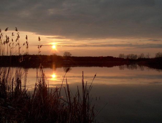 zalew w Janowie Lubelskim