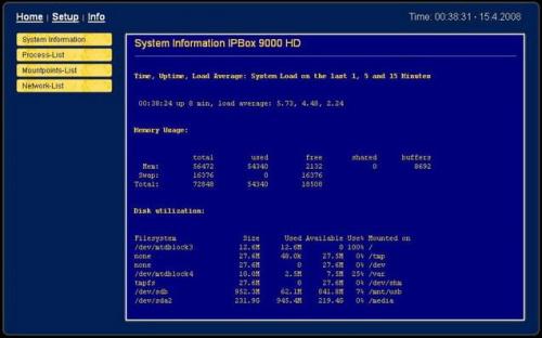 IPBox 9000 HD - Seite 5