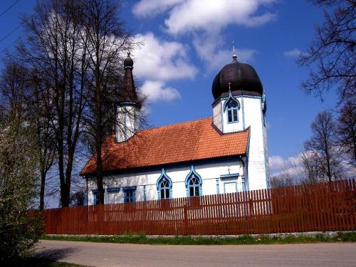 #architektura #Wojnowo #cerkiew