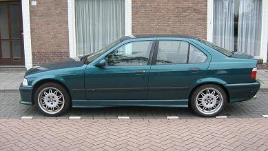 MOJE E36 #BMW #E36