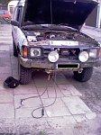 Samochodowa spawarka z alternatora