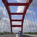 Most w Puławach, jeszcze nie otwarty. #most #puławy