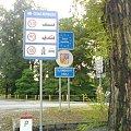 Przejście graniczne SŁAWNIOWICE - VELKE KUNETICE - obecnie przejście Schengen z możliwością wjazdu autem na teren Rep.Czeskiej #Sławniowice #Opolskie #granica #Schengen