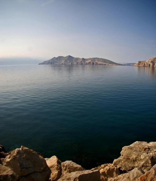 #wyspa #Chorwacja #krajobraz #Adriatyk #woda #morze