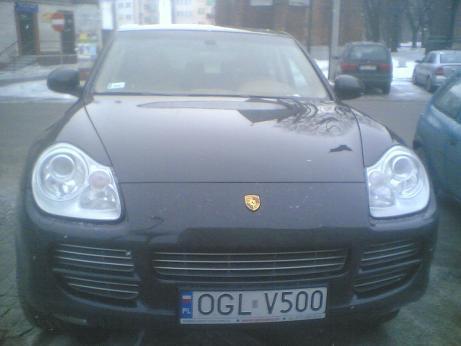 #Porsche #Ceyenne #Głubczyce
