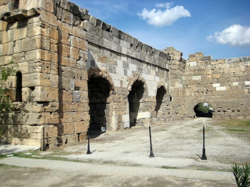 Pamukale, Hierapolis