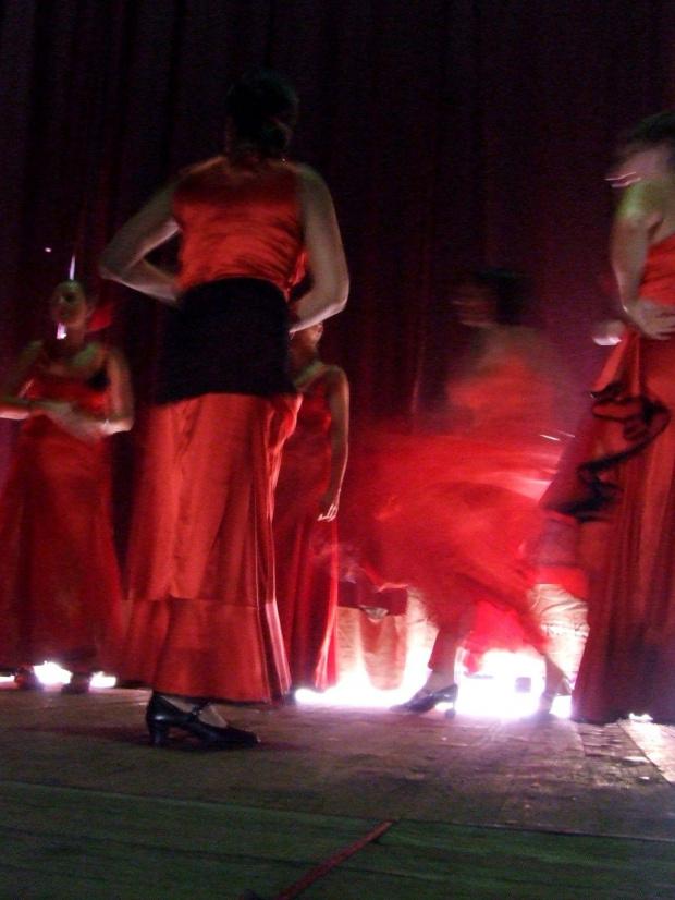 #taniec #kolor #flamenco
