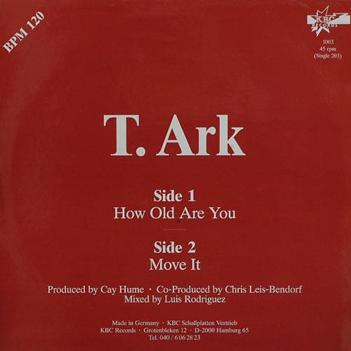 T.Ark - Singles Collection