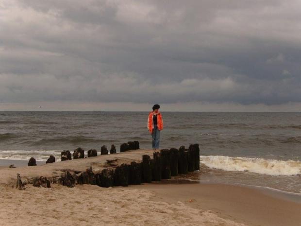 Sarbinowo 2006 #morze #Bałtyk #Sarbinowo #plaża