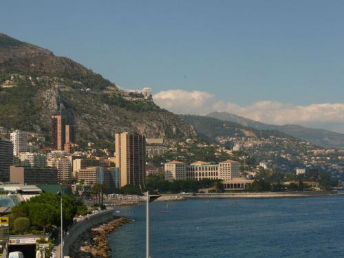 Dziś oaza milonerów, a kiedyś tylko skała Rocher #MonacoIMonteCarlo