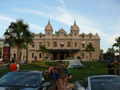 Monte Carlo - Casino z 1878 r #MonacoIMonteCarlo