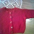 sweterek i czapeczka #sweterek #czapeczka #druty
